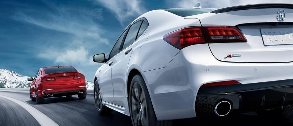 2018 Acura Tlx Vs 2018 Audi A4 And Bmw 3 Series Which One Is Right