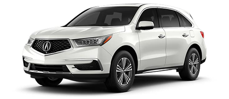 2019 Acura MDX SH-AWD 9-Speed Auto
