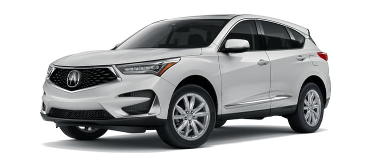2020 Acura RDX AWD 10-Speed Auto