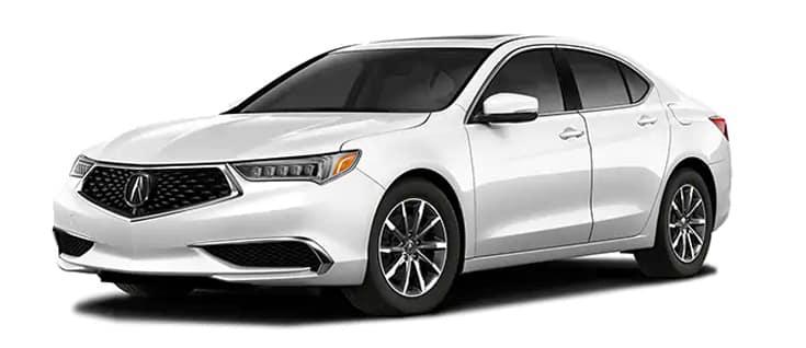2019 Acura TLX FWD 8-Speed Auto