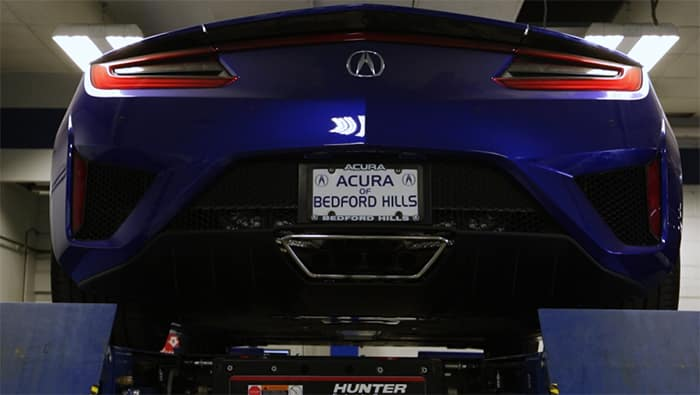 Acura of Bedford Hills service center