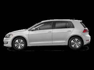 VW e-golf sideview