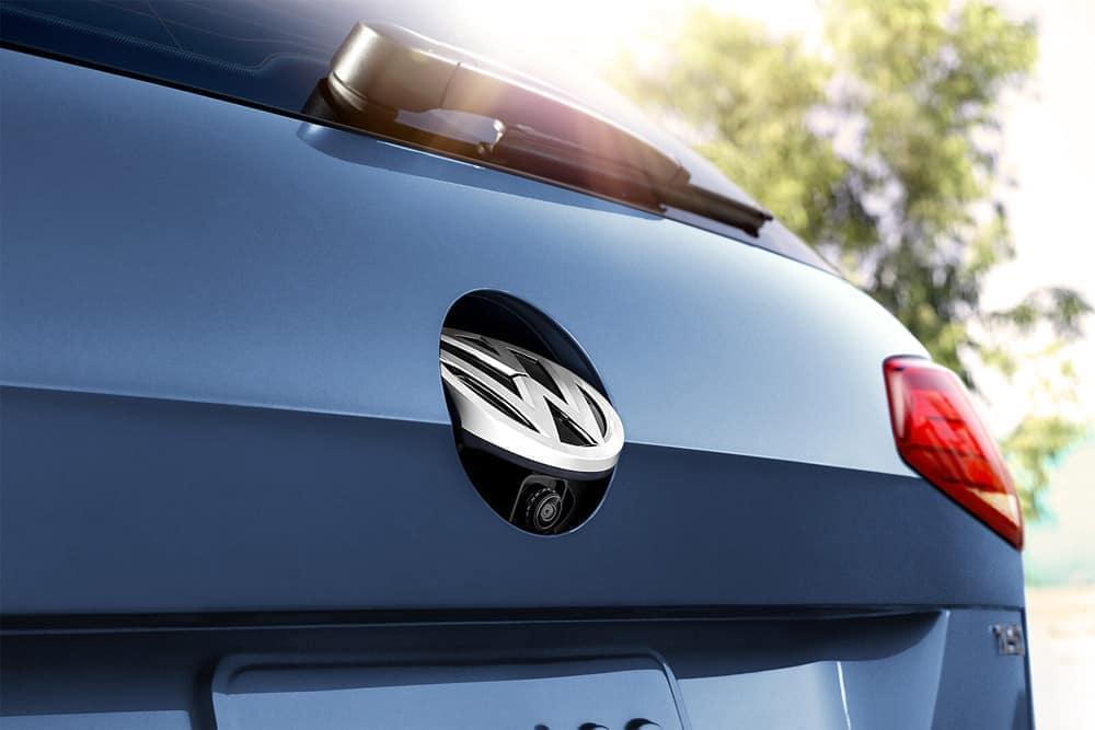 2018 Volkswagen Golf logo