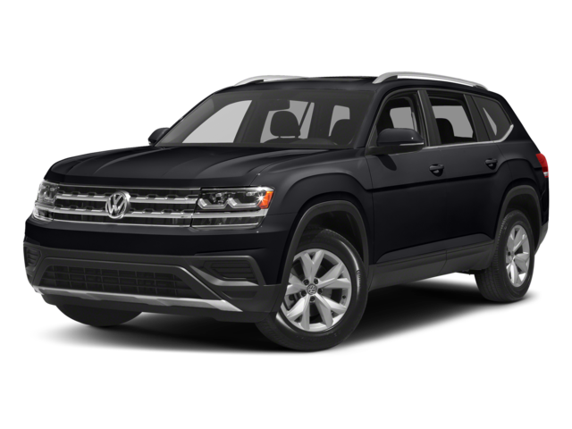 2018 Volkswagen Atlas Black