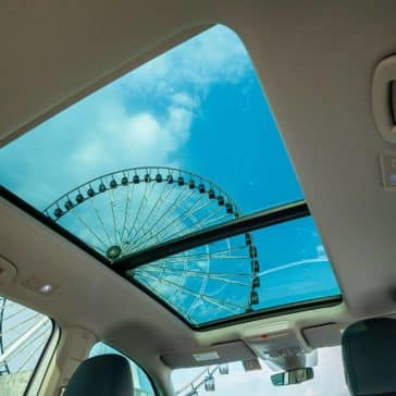 2019 VW Atlas Sunroof