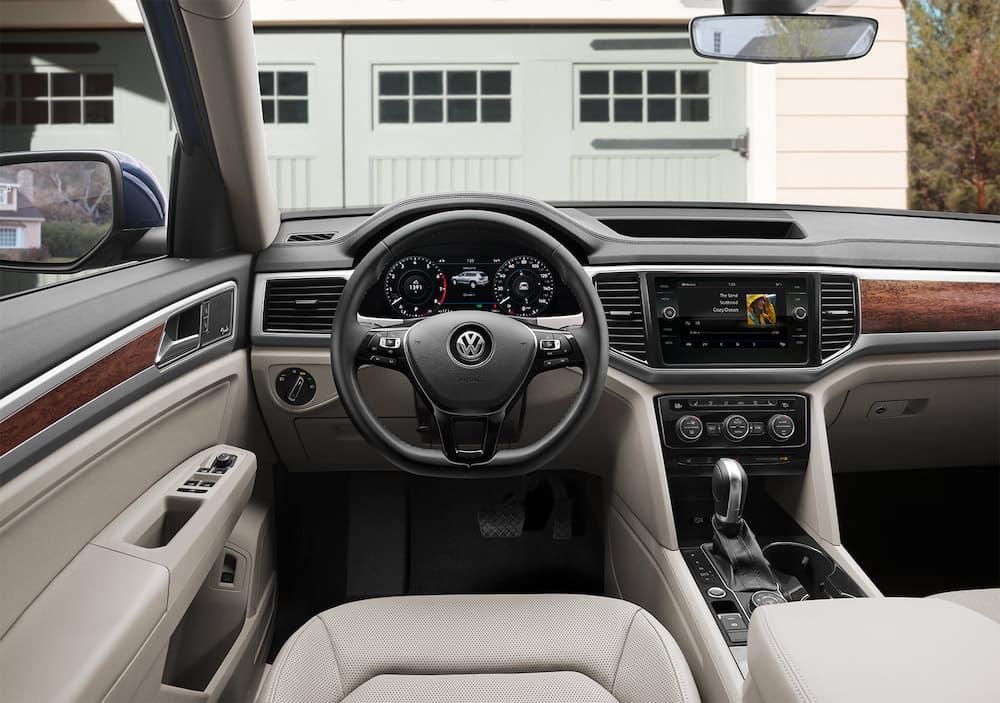 2019 Volkswagen Atlas V6 SEL Premium Interior