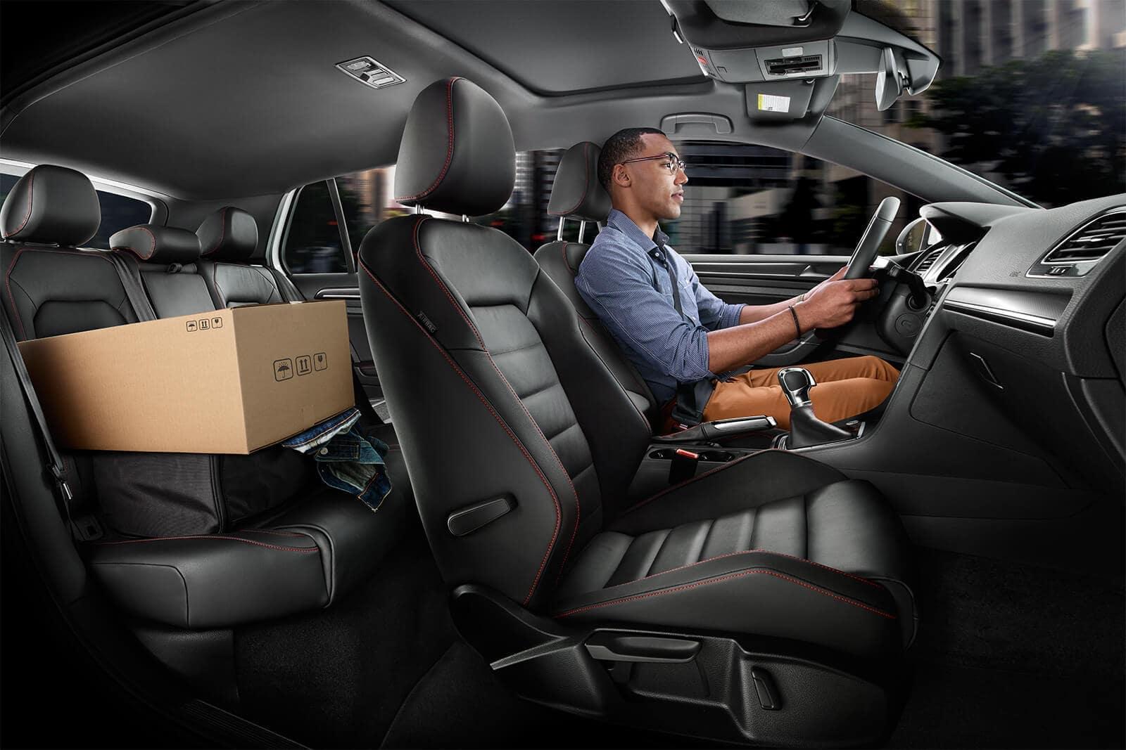 2019 VW Golf GTI Driver