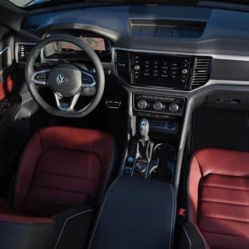 2020 VW Atlas Cross Sport Dash