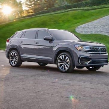2020 VW Atlas Cross Sport Driving