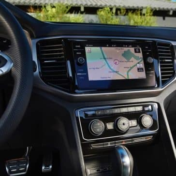 2020 VW Atlas Cross Sport Navigation