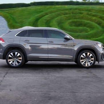 2020 VW Atlas Cross Sport Side View