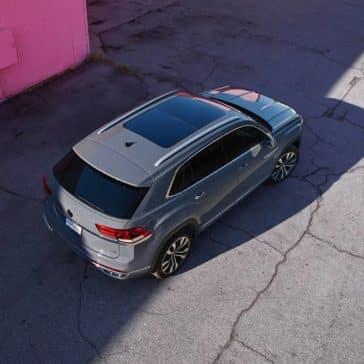 2020 VW Atlas Cross Sport Top View