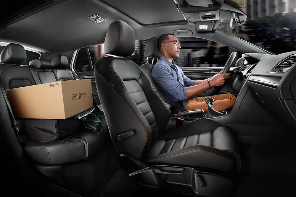 2020 VW Golf GTI Driver