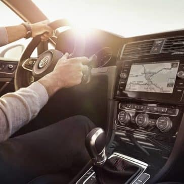 2020 VW Golf GTI Navigation