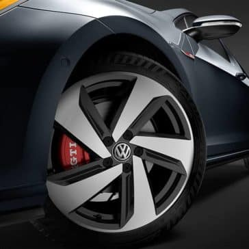 2020 VW Golf GTI Tire