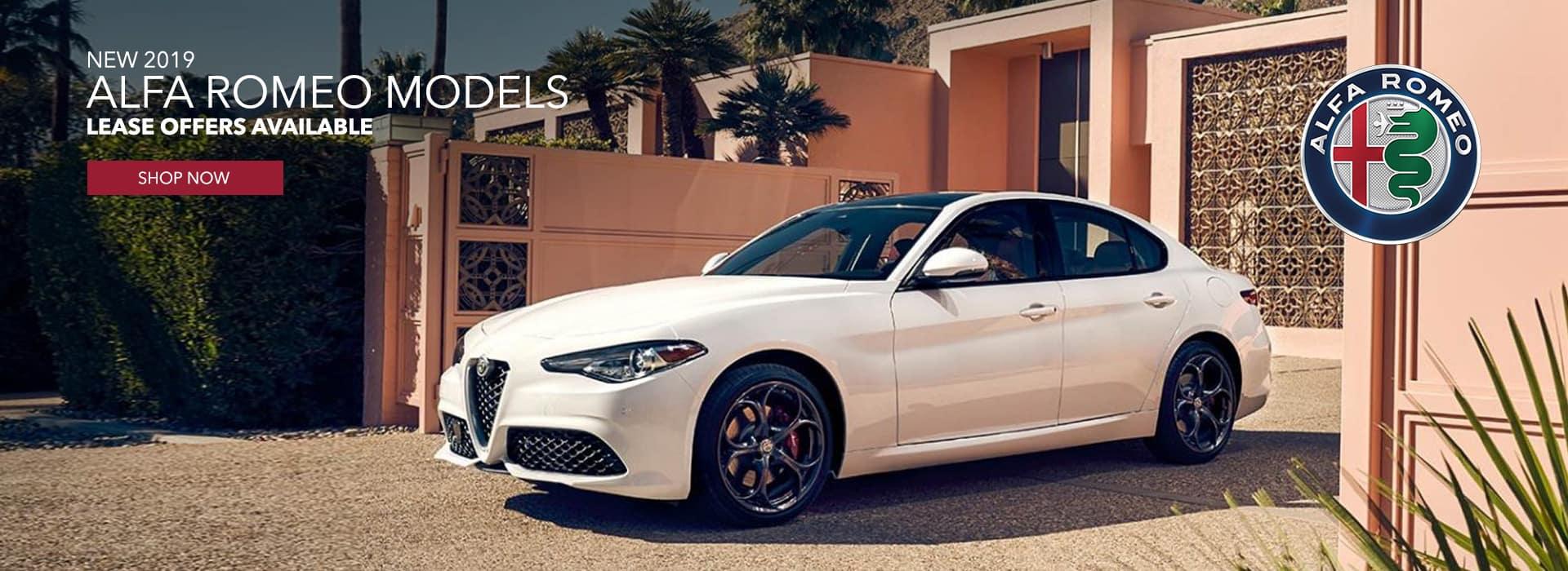 Alfa Romeo Lease >> Alfa Romeo Dealership Charleston Sc Mount Pleasant Summerville