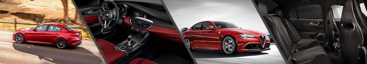 2018 Alfa Romeo Giulia For Sale Charleston SC | Mount Pleasant