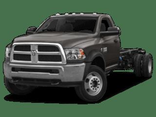 2018 Ram 5500 Chassis Cab angled