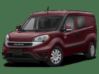 2019 Ram ProMaster City angled