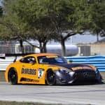 AMG GT3 Entries