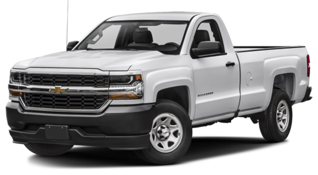 2016 Chevy Silverado 1500 White