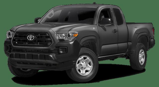 2019 Toyota Tacoma Gray