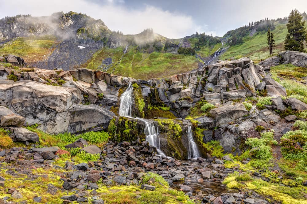 Mount Rainier Park