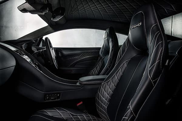 2018 Aston Martin Comfort