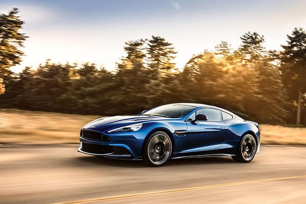 Aston Martin Vanquish Lease Deal Chicago IL - Lease aston martin