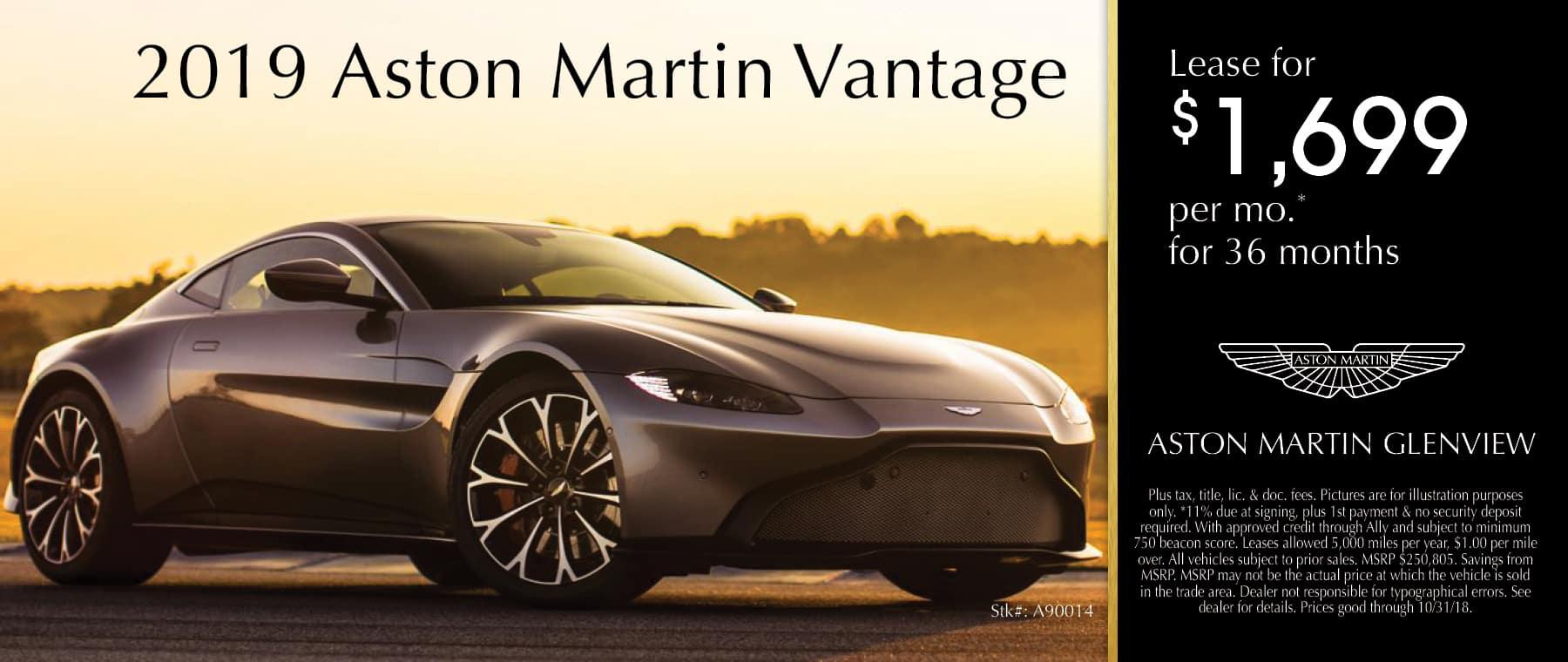 Aston Martin Of Glenview Aston Martin Dealer Serving Chicago - Aston martin chicago