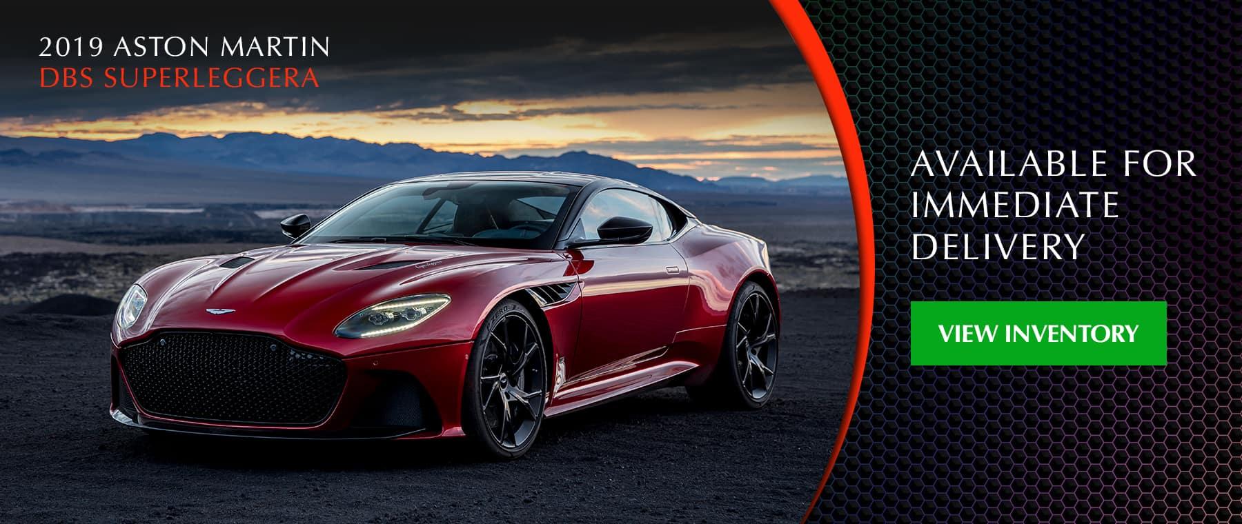 Now taking orders on the new 2020 Aston Martin Vantage