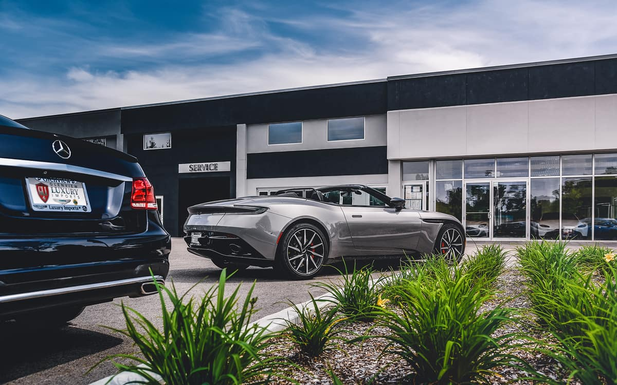 Pre-Owned Luxury Cars Near Me Highland Park IL