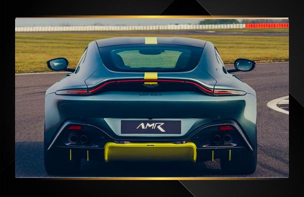 2020 Aston Martin Vantage vs 2019 Aston Martin Vantage Exclusive Highlights