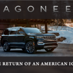 The all new Jeep Wagoneer, an American Icon.