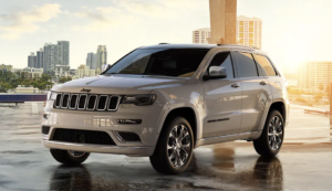 Stunning new Jeep Compass model is a great off-road vehicle