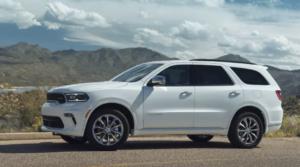 The perfect off-road SUV, the Dodge Durango