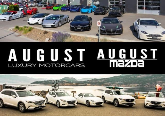 Introducing the August Auto Group - Kelowna's Most Awarded Car Dealerships