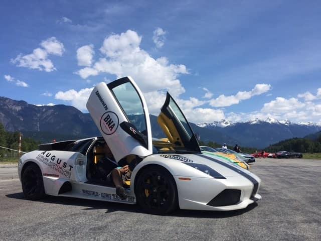 diamond rally 2016 | august luxury motorcars