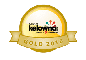 Best of Kelowna Gold 2016