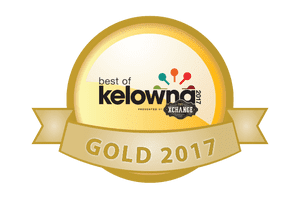 Best of Kelowna Gold 2017
