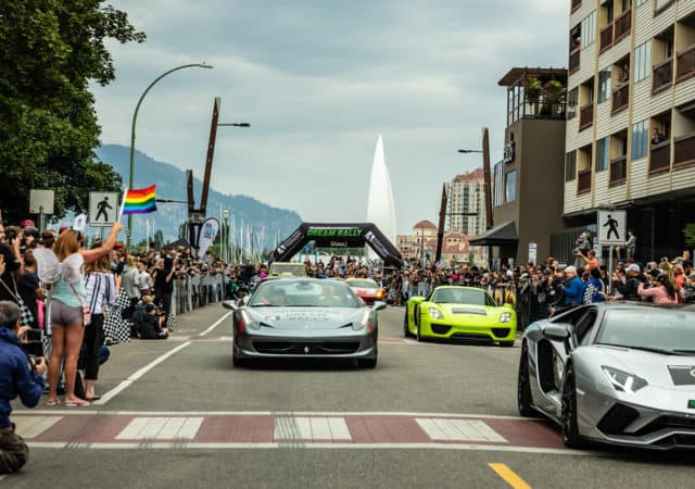2018 Okanagan Dream Rally Official Video- August Motorcars