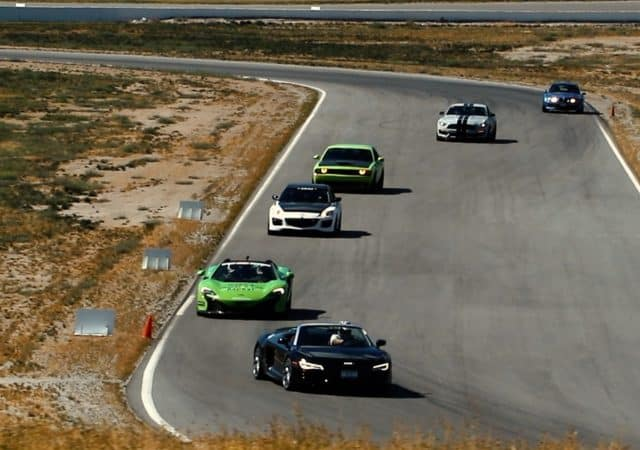 September 2018 Area 27 Track Day Video - August Motorcars