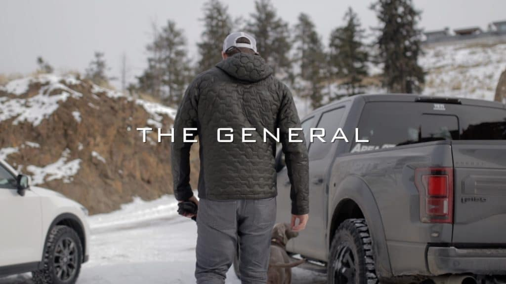 August Presents - The General