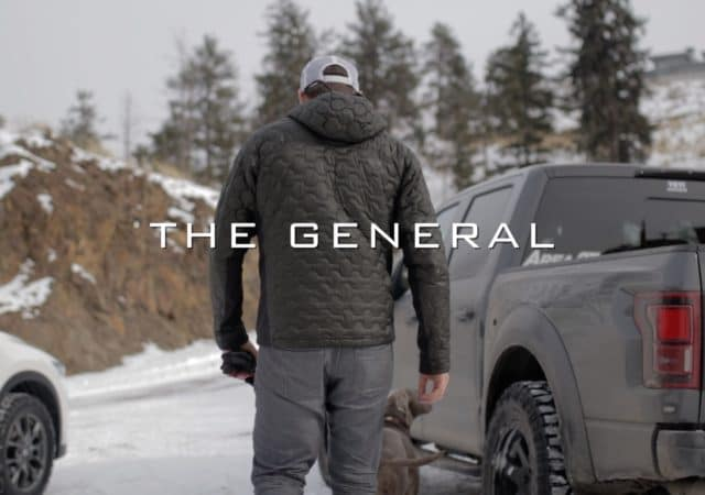 August Presents: The General - Matt August