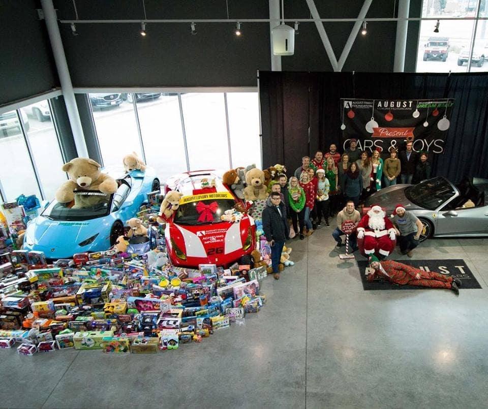 Cars & Toys 2018 Recap