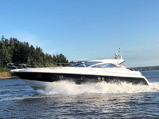 For Sale: 2008 Sessa C52 Express Luxury Yacht by August