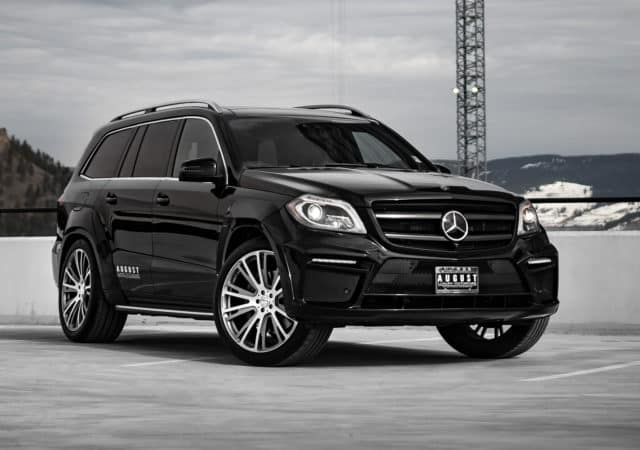 BRABUS Edition Mercedes-Benz GL63 AMG for sale at August Luxury Motrocars in Kelowna, BC