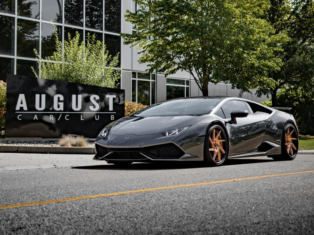 Pre-Owned Lamborghini For Sale at August Motorcars in Canada