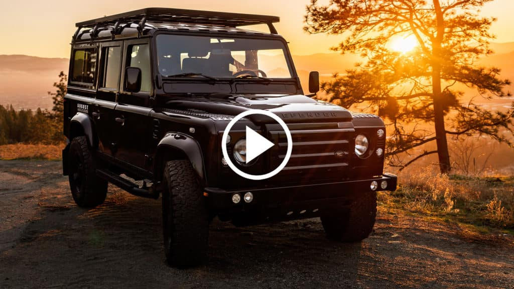 Land Rover Defender 110 For Sale at August Motorcars