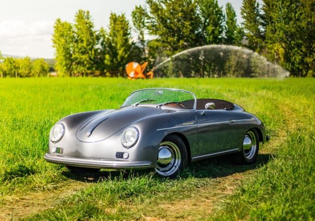 Porsche 356 Speedster Replica For Sale At August Motorcars - Official Dealer